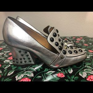 COACH 1941 Studded Vachetta Loafer